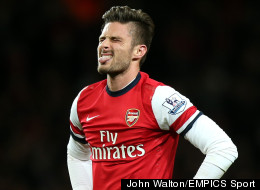 Giroud Could Be Disciplined Over Glamour Model Affair