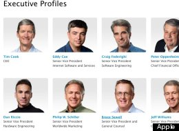 Jony Ive Disappears From Apple Exec List