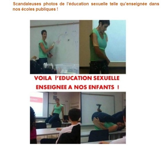 education sexuelle canada