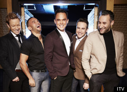 EXCLUSIVE: Big Reunion Supergroup Bond 'With A Shower'