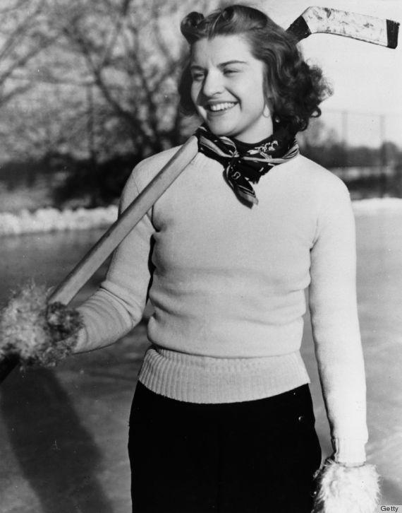 Nancy Pelosi Teenager Vintage Photos Of The ...