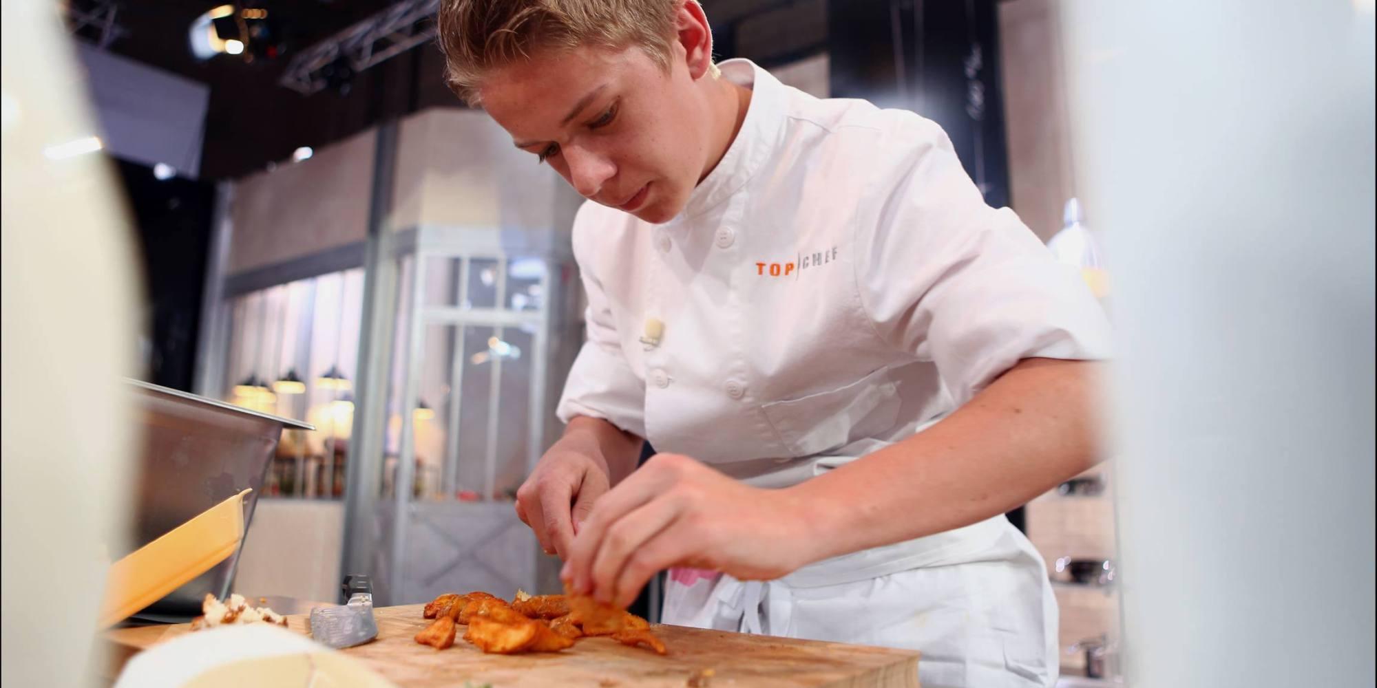 """""""Top Chef"""": Jordan Vignal répond à 5 questions après son élimination"""