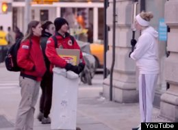 WATCH: Funny (And Heartwarming) Olympic Torch Prank