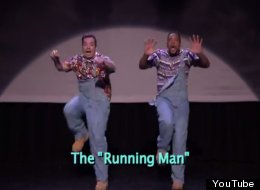 The Evolution Of Hip-Hop Dancing - As Demonstrated By Jimmy Fallon And Will Smith