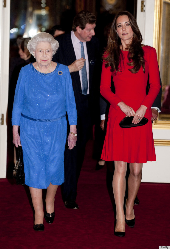 queen and kate