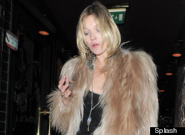 PICTURES: Kate Moss Wasn't The Only A-Lister Watching Prince