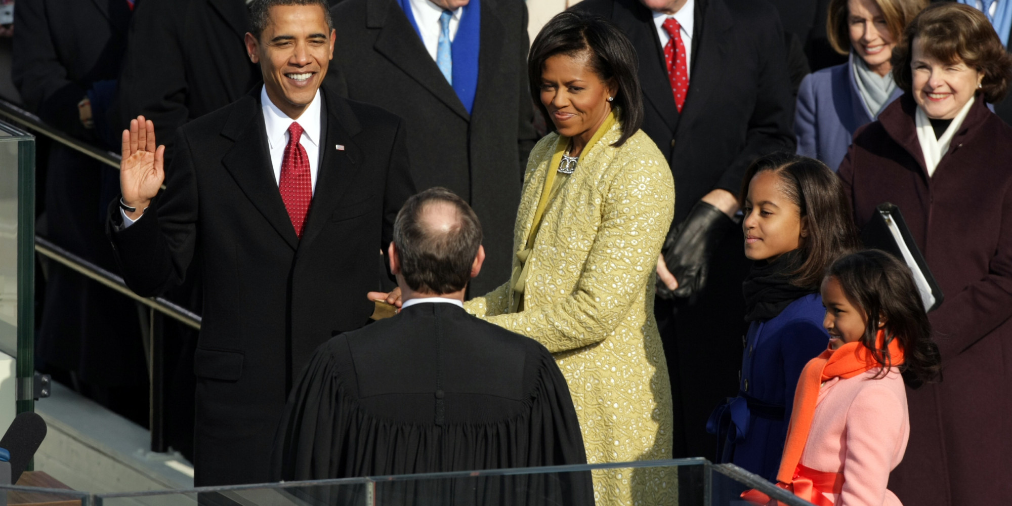Obama inauguration speech full text video huffpost - When is obama out of office ...
