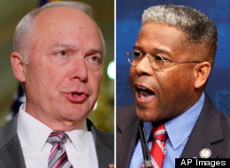 Allen West Back On The Campaign Trail, This Time With A GOP Congressman