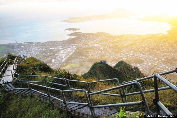 stairway to heaven hawaii