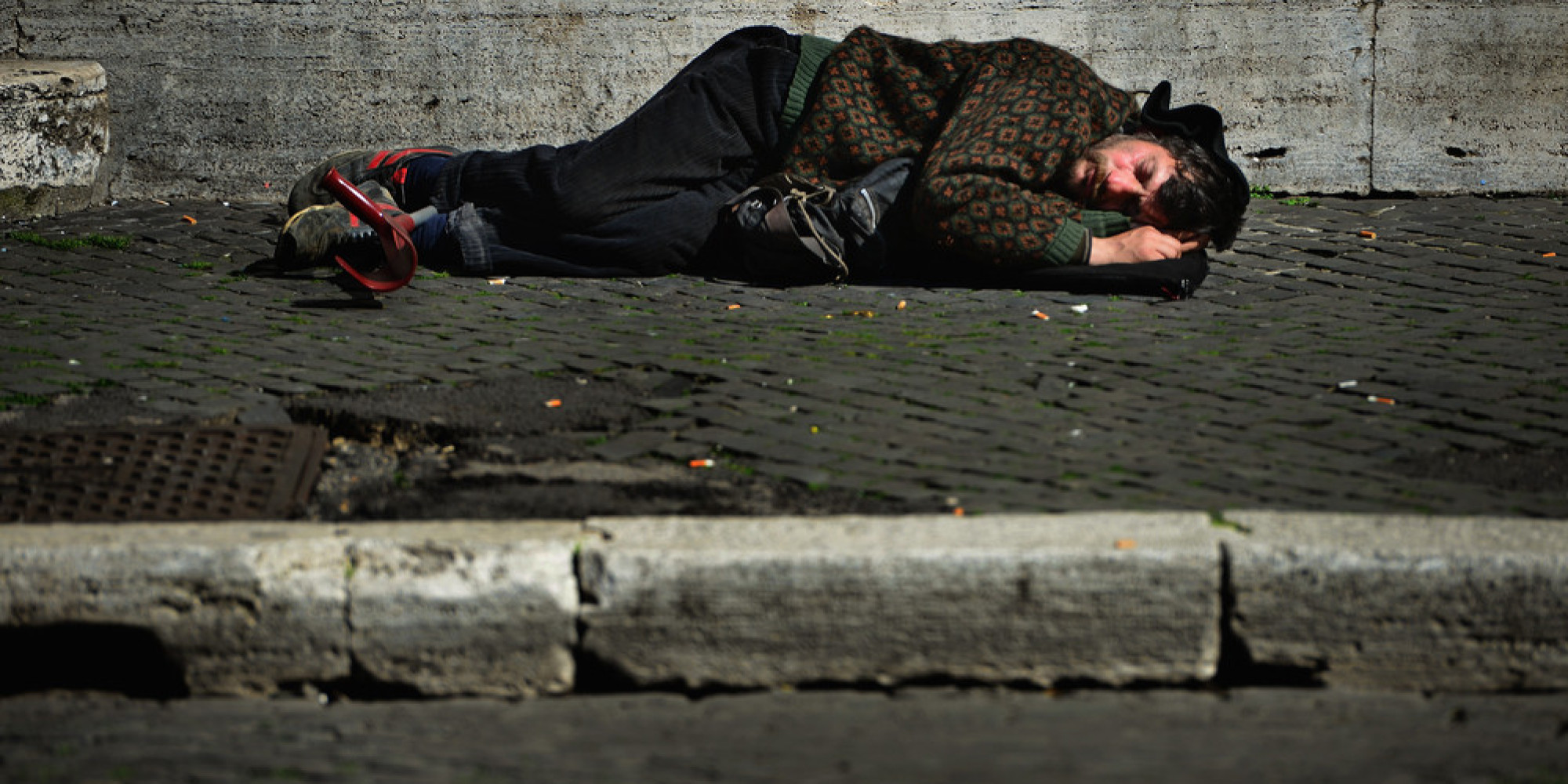 an analysis of homelessness as sleeping on the streets Homelessness: causes, culture and community development as a solution kaitlin philipps cost-benefit analysis of proposed rehabilitation programs these people sleep on the streets.