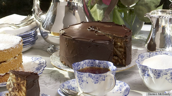 The Royal Chocolate Biscuit Cake