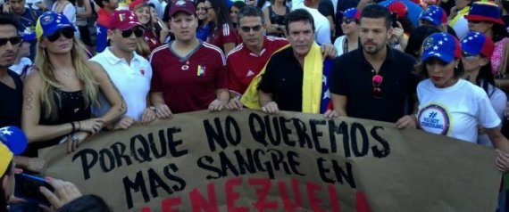 FAMOSOS VENZUELA