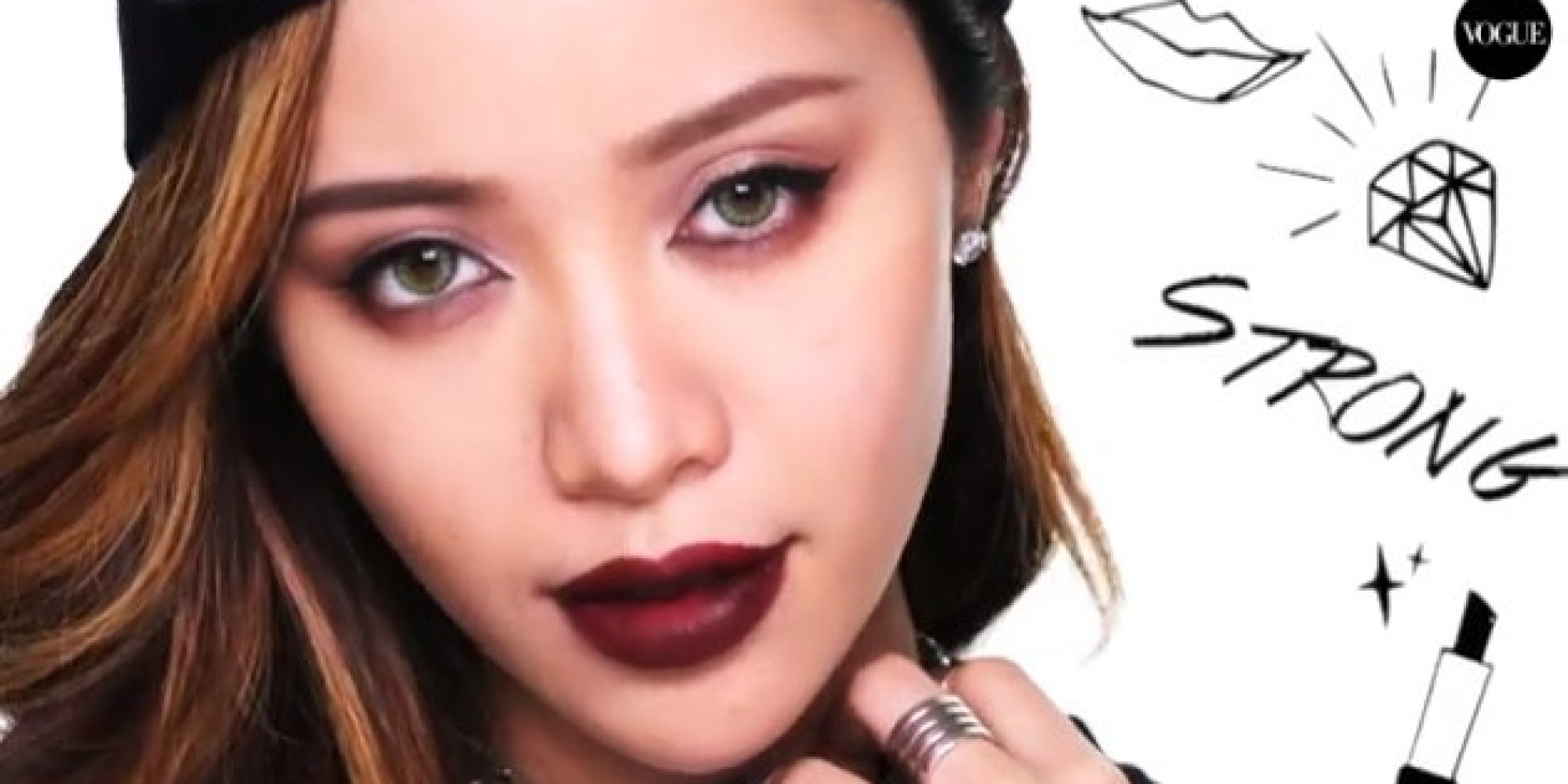Michelle Phan Channels Rihanna's Bad Girl Look In Makeup ...