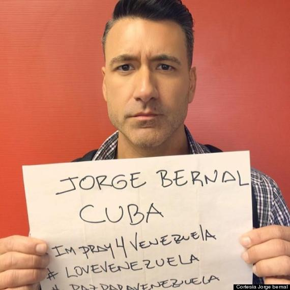 jorge bernal
