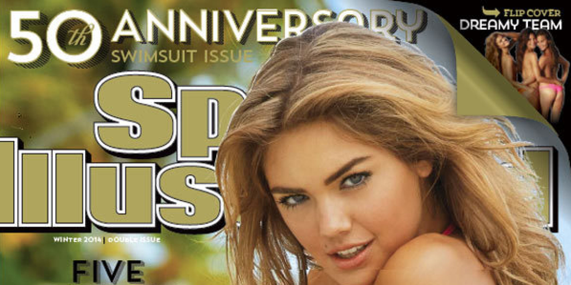 kate upton scores her third sports illustrated swimsuit cover photo