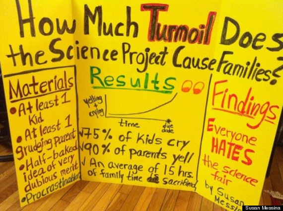 this is the science project to end all science projects huffpost life