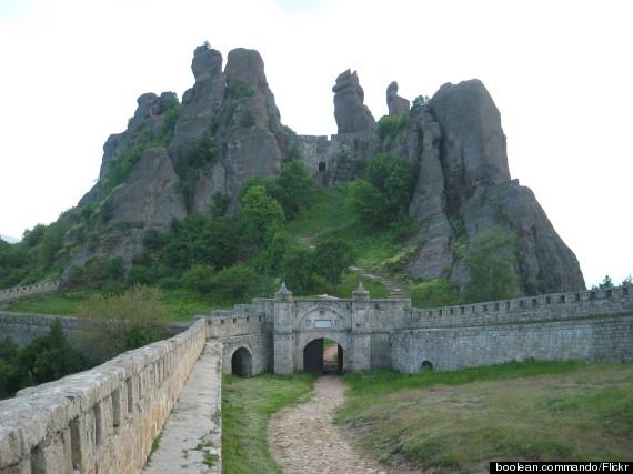 belogradchik fortress