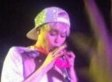 Miley Cyrus Puts A Fan's Thong In Her Mouth While Onstage