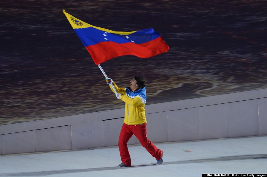 venezuelan sochi