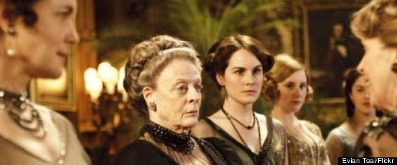 dowager countess downton