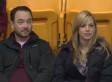 Brother And Sister Caught On Kiss Cam (VIDEO)
