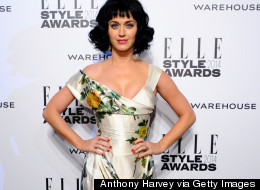 Katy Fuels Engagement Rumours At Elle Style Awards