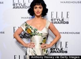 Katy Fuels Engagement Rumours At Elle Style Awards