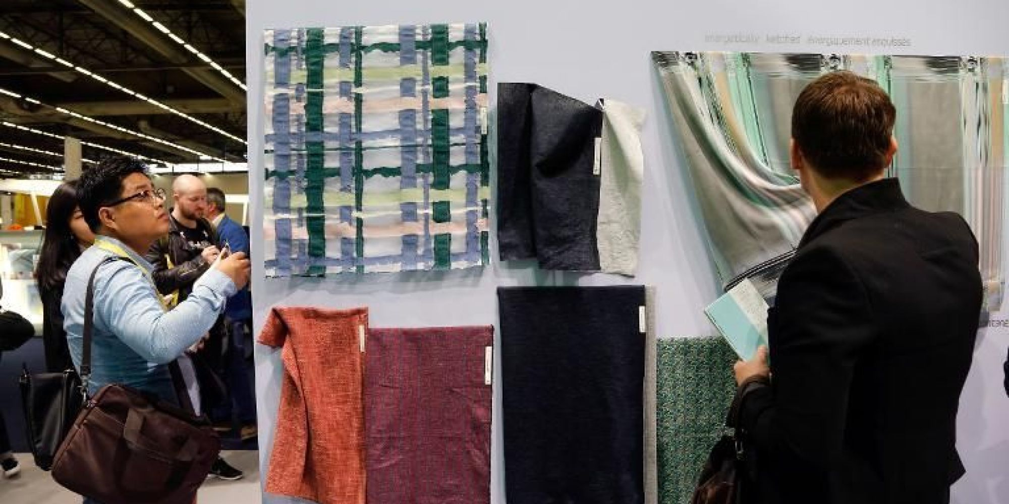 La tunisie participe au salon du textile le plus important for Salon du textile