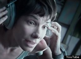 If The Trailer For 'Gravity' Was Honest
