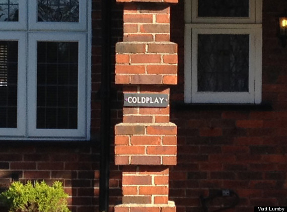 coldplay house