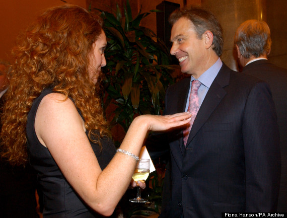 tony blair rebekah brooks
