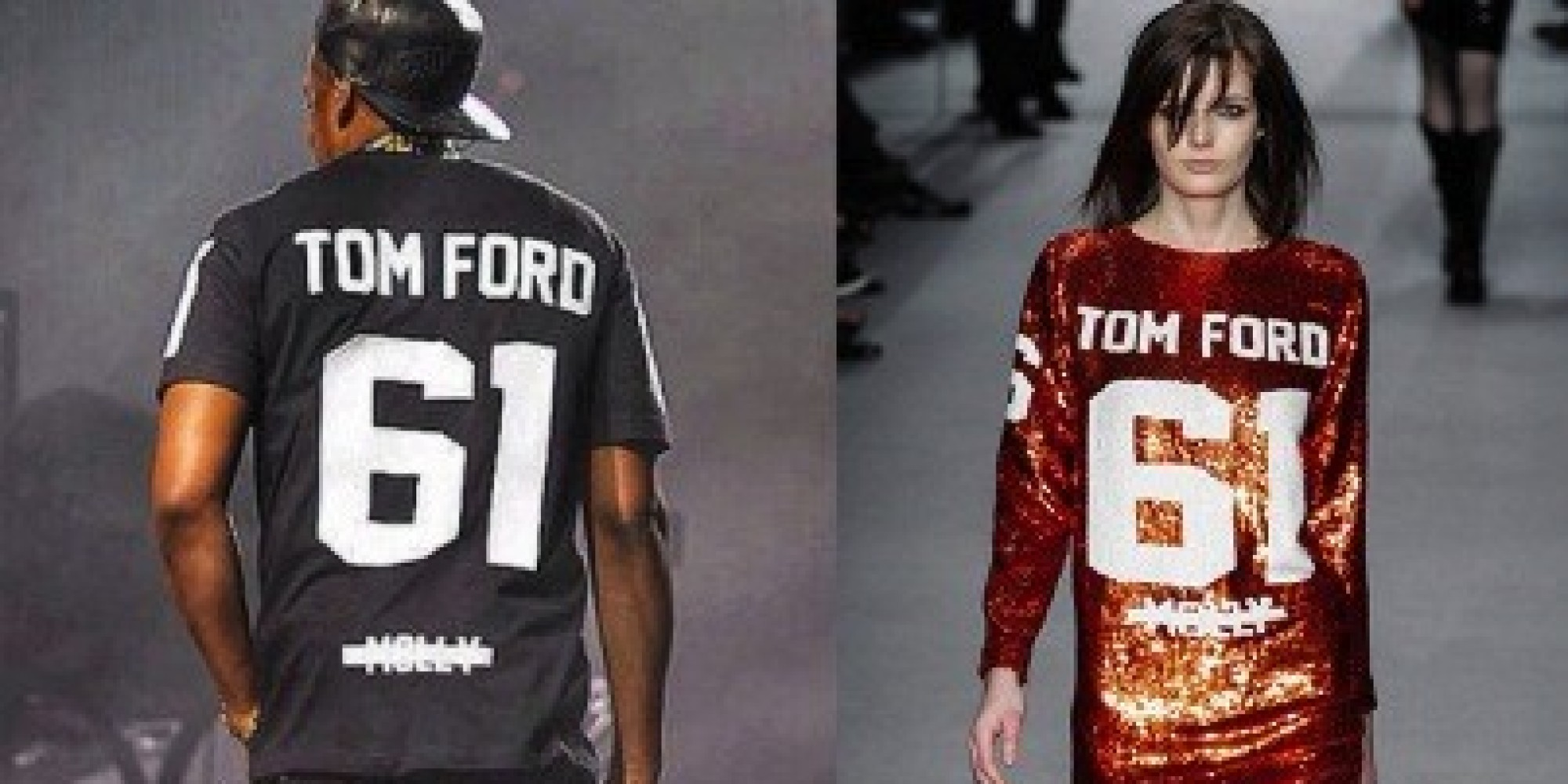 Tom Ford Calls Out Jay Z for Rocking Knockoff Tom Ford Shirt