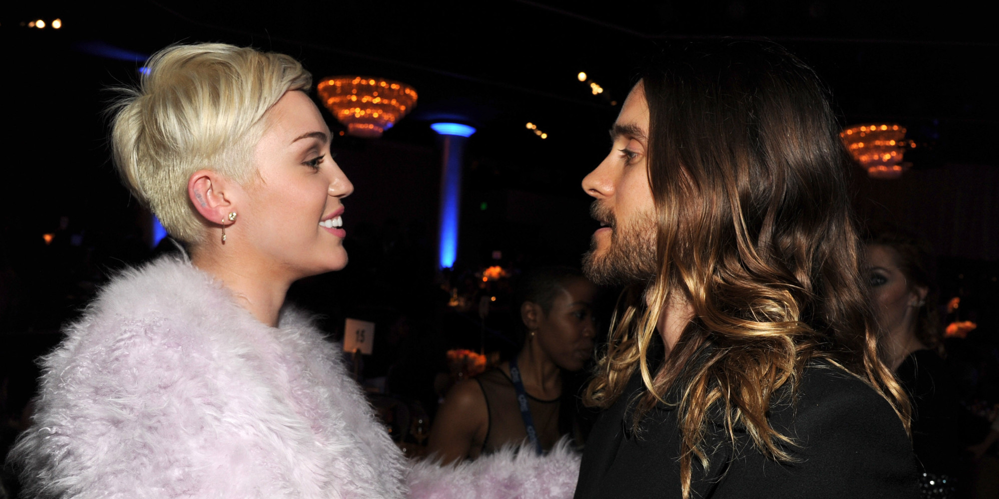 jared leto miley cyrus hooking