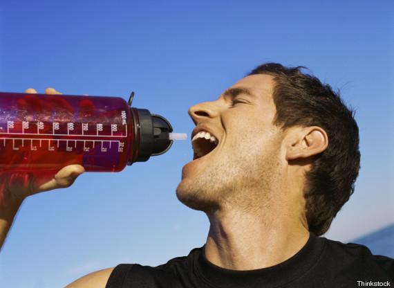 isotonico bebida esporte
