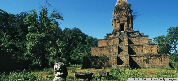 The Lost Jewels of Angkor