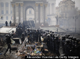 IOC Denies Request To Honor Those Who Died In Kiev Protests