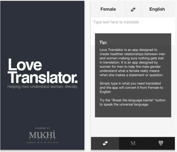 love translator