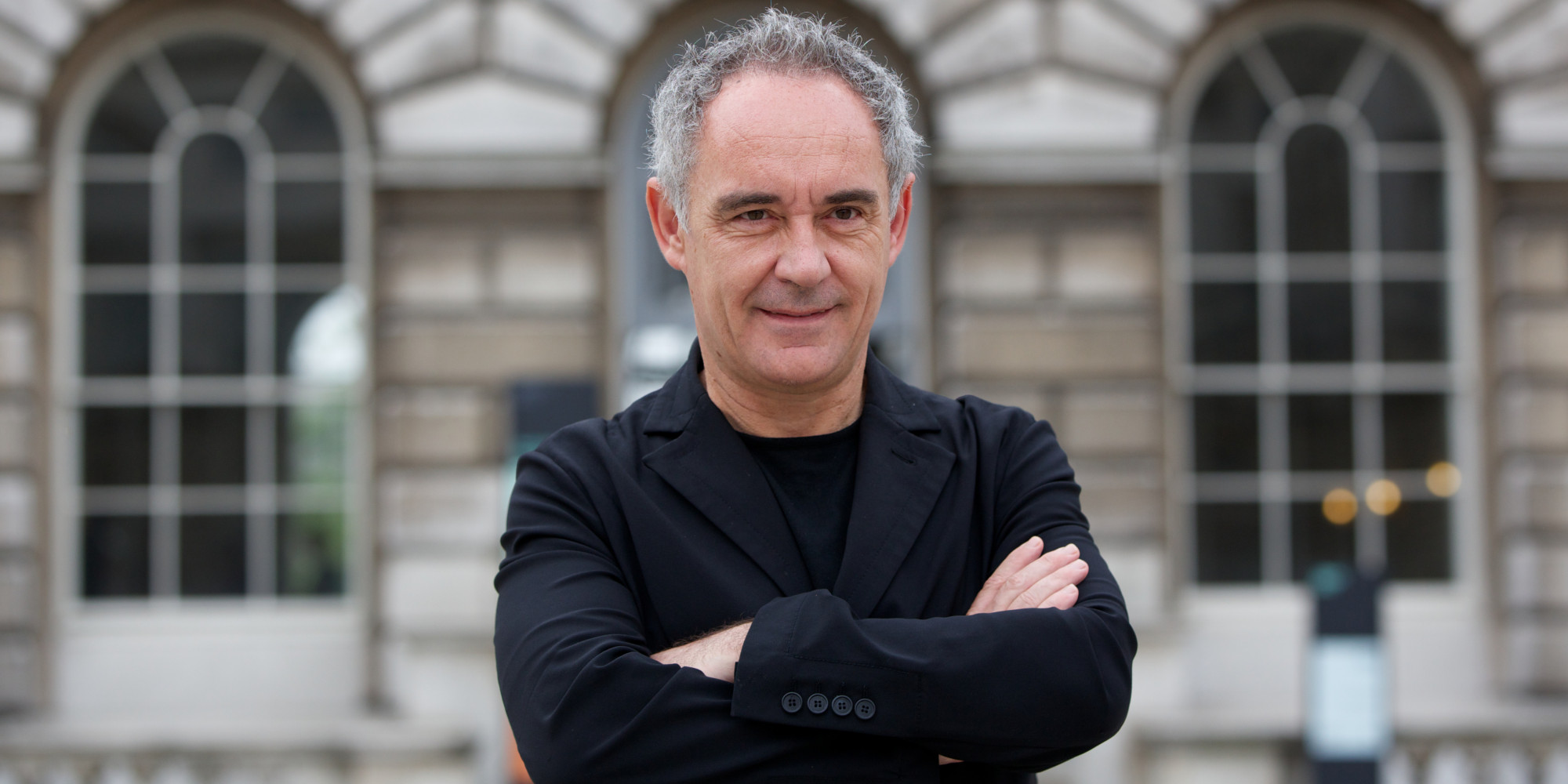 Ferran adria in canada as part of upcoming book tour for Ferran adria contacto