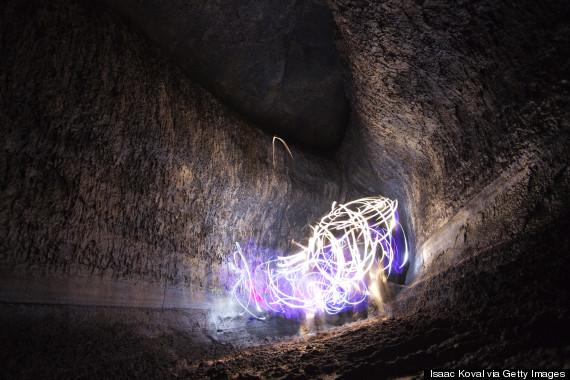 ape caves washington