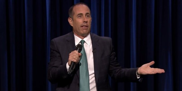 Jerry Seinfeld Sticks It To The Postal Service On The