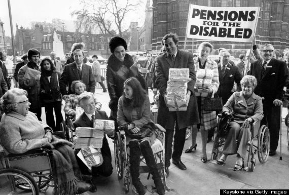 wheelchair rally