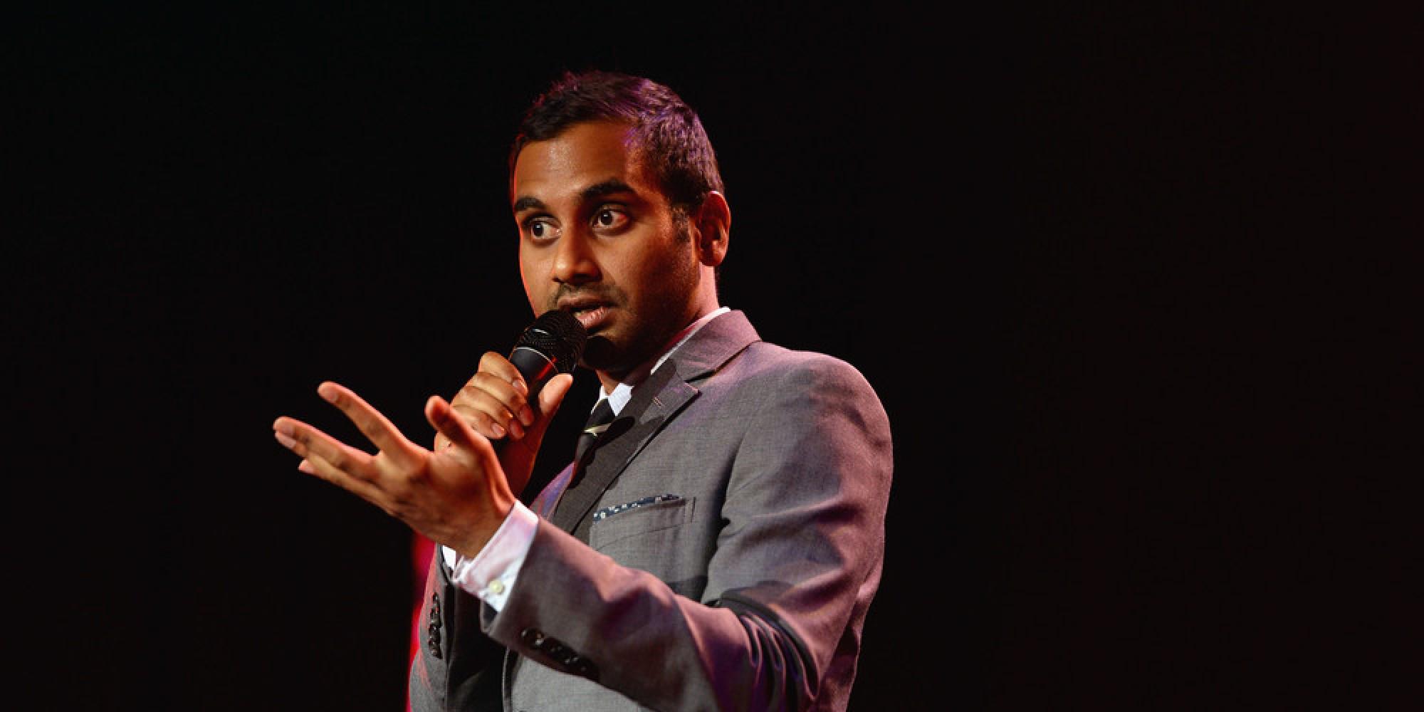 Aziz ansari harris college essay youtube