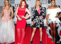 BRITS 2014: Best And Worst Dressed Stars - YOU Decide!