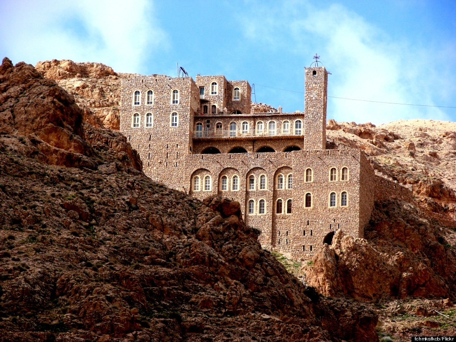 mar musa monastery