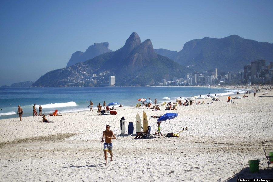 brazil heat