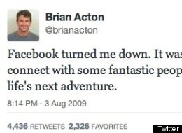 Facebook Turned Down WhatsApp Founder For A Job In 2009
