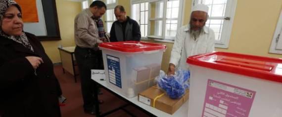 LIBYE VOTE