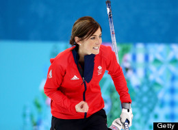 Team GB Women's Curlers Clinch Bronze