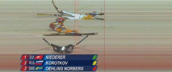 PHOTO FINISH SKICROSS