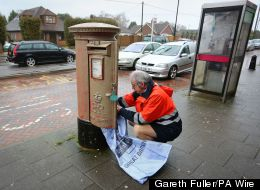 Yarnold Gets Gold Postbox Thanks To Vandals